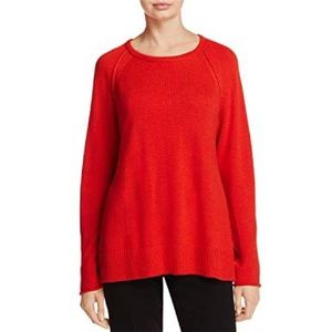 Eileen Fisher Featherweight Wool Sweater Small